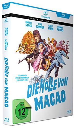 Die Hölle von Macao (Filmjuwelen) [Blu-ray]