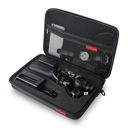 OSMO CASE, [PRE-ORDER] MYRIANNTM Storage EVA Hard Carry Case Bag For DJI OSMO Handheld Gimbal 4K Camera Steady Grip, Battery, Remote, Charger and Accessories by MYRIANN [並行輸入品]