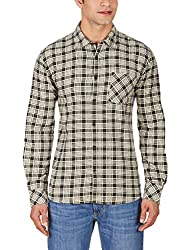 Quiksilver Men's Casual Shirt (3613370615001_EQYWT03179_XX-Large_Green Gables)