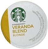 Starbucks Coffee, Veranda Blend Blonde K Cup Portion Pack for Keurig Brewers, 24 Count