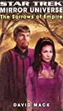 Star Trek Mirror Universe: The Sorrows of Empire (143915516X) by Mack, David