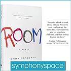 Thalia Book Club: Emma Donoghue's 'Room' Rede von Emma Donoghue Gesprochen von: Michael Cunningham
