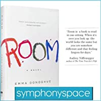Thalia Book Club: Emma Donoghue's 'Room'  by Emma Donoghue Narrated by Michael Cunningham