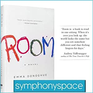 Thalia Book Club: Emma Donoghue's 'Room' Speech