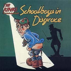 Schoolboys in Disgrace