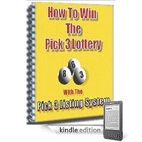 GUARANTEED PICK 3 LOTTERY WINNING SECRETS (2009)