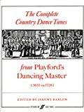 Playford's Dancing Master: (Solo Violin) (Faber Edition)