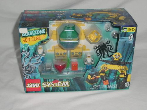 Lego System Aquazone – Neptun 3 – 1822 als Geschenk