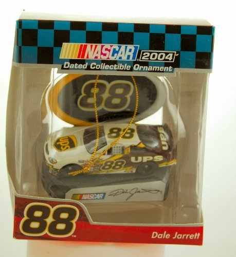 action-trevco-nascar-dale-jarrett-88-ups-racing-164-scale-ford-taurus-2004-dated-collectible-christm