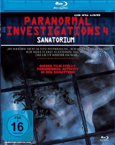 Paranormal Investigations 4 [Blu-ray]