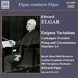 [自作自演]エルガー: 序曲「コケイン」/エニグマ変奏曲/威風堂々(エルガー指揮)
