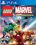 Lego Marvel - PlayStation 4