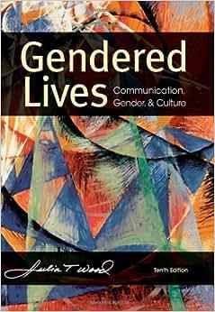 Gendered Lives by Wood, Julia T. (2012) Paperback: Julia T. Wood