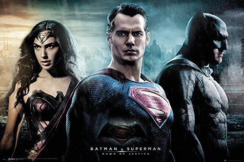 Batman v Superman: Dawn of Justice - The Trinity