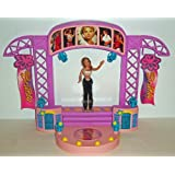 Britney Spears Concert Stage with Doll - Stage Plays 5 Songs (2000)