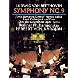 Beethoven - Symphony No. 9  in D Minor, Op. 125 [VHS] ~ Anna Tomowa-Sintow