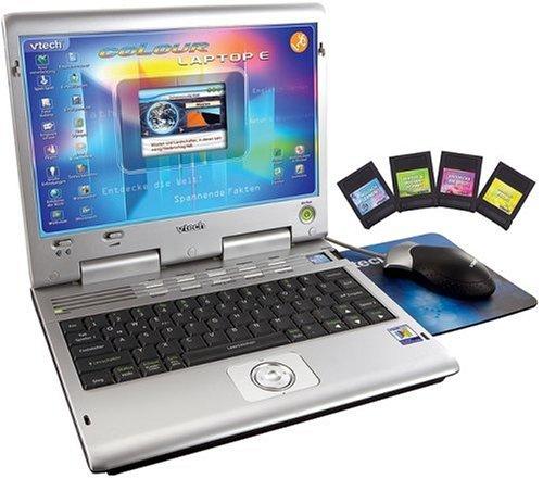 VTech 80-071204 - Lerncomputer Colour Laptop E