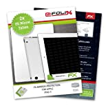 atFoliX Spiegelfolie fr Apple iPad 4 / iPad 3 / iPad 2 (2 Stck) - FX-Mirror: Spiegel Folie vollverspiegelt! Hchste Qualitt - Made in Germany!von &#34;Displayschutz@FoliX&#34;
