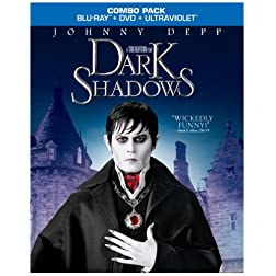 Dark Shadows (Blu-ray + DVD + Ultraviolet Digital Copy Combo Pack)