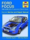 Ford Focus 1.4 1.6 1.8 2.0 Zetec Petrol 1.8 TD Diesel Haynes Manual