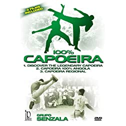 100% Capoeira: Discover the Legendary Capoeira with the Senzala Group