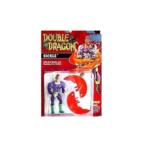 Double Dragon Sickle Action Figure