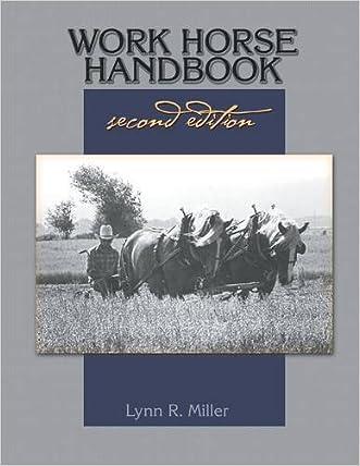 Work Horse Handbook: second edition