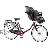 マルイシ(Maruishi) ふらっか~ず スティーナ FRSTP263H ダークルージュ RD05E 子供乗せ自転車 ランキングお取り寄せ