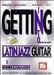 Getting Into Latin Jazz Guitar Book/C...