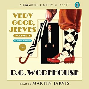 Very Good Jeeves, Volume 2 Audiobook