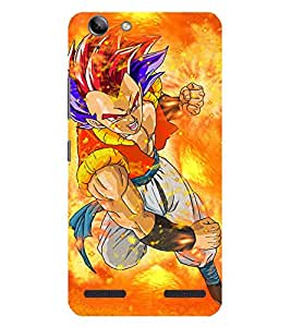 Evaluze vegeta Printed Back Case Cover for LENOVO VIBE K5 PLUS