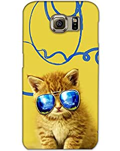 Hugo Samsung Galaxy S7 Edge Back Cover Hard Case Printed
