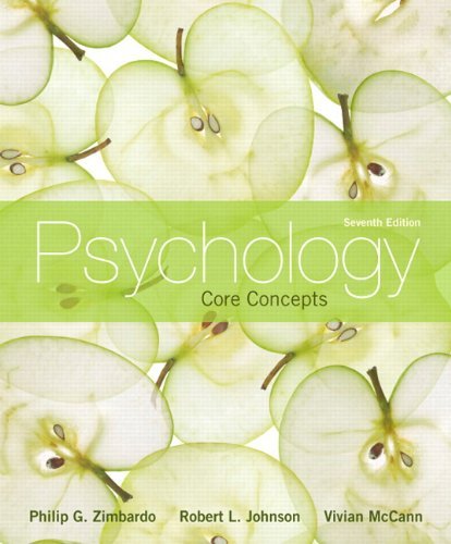 Psychology: Core Concepts Plus NEW MyPsychLab with eText -- Access...