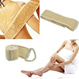 Loofah Back Scrubber Brush Exfoliating For Bath and Shower Men and Women