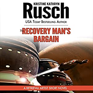 The Recovery Man's Bargain Audiobook