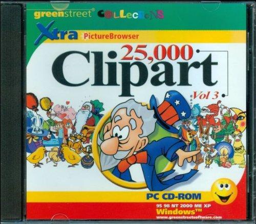 25k Clipart vol 3