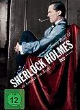 DVD Cover 'Sherlock Holmes - Staffel 1 [4 DVDs]