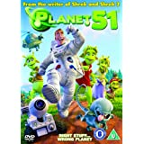 Planet 51 [DVD]by Dwayne Johnson