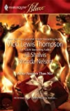 Better Naughty Than Nice: No Mistletoe Required / Her Secret Santa / Snug in His Bed (0373795114) by Thompson, Vicki; Labrecque, Jennifer; Nelson, Rhonda