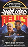 img - for Relics (Star Trek: The Next Generation) book / textbook / text book