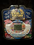 WHEEL OF FORTUNE DELUXE HANDHELD by Tiger Electronics