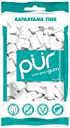 Pur Gum, Wintergreen Mint, 2.82-Ounce…