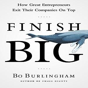 Finish Big Audiobook