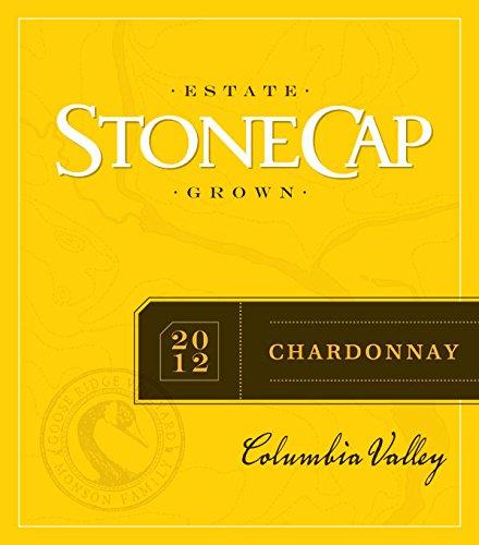 2012 Stonecap Columbia Valley Estate Grown Chardonnay 750 Ml