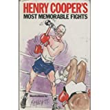 Most Memorable Fightsby Henry Cooper