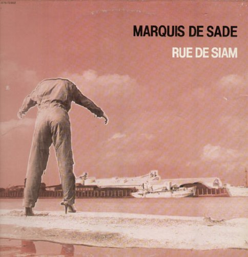 marquis de sade rue de siam cd covers. Black Bedroom Furniture Sets. Home Design Ideas