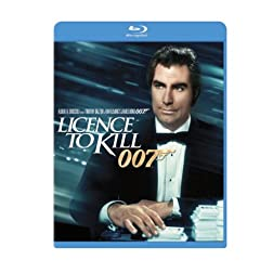 License to Kill (50th Anniversary Repackage) [Blu-ray]