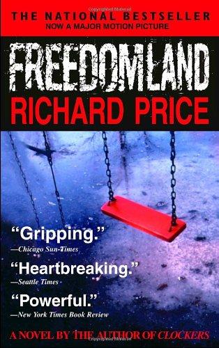 Freedomland Book