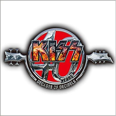 ベスト・オブ・KISS 40(初回限定盤)(DVD付) (デジタルミュージックキャンペーン対象商品: 400円クーポン)