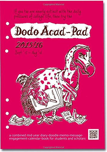 Dodo Acad-Pad Filofax-Compatible A5 Diary Refill 2015 - 2016 Week to ...